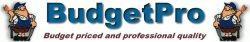 BudgetPro Service LLC Logo