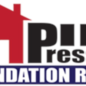 Pier Pressure Foundation Repair Logo