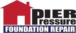 Pier Pressure Foundation Repair Logo