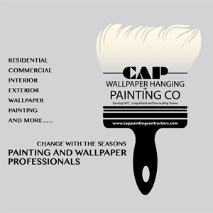Cap WallPaper Hanging & Painting Company Cover Photo