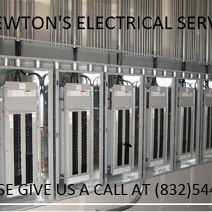 Newtons Electrical Services Logo