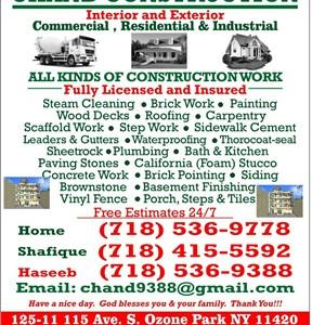 Chand Construction Logo