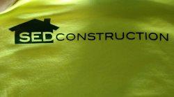 SED Construction LLC Logo