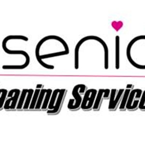 Ksenia Cleaning Services Logo