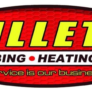 Tillett Plumbing & Heating Inc. Logo