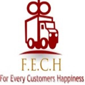 FECH Moving Company Logo