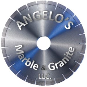 Angelos Marble & Granite, LLC. Logo