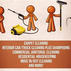 Timbo Cleaning Company LLC Logo