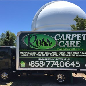 Ross Carpet Care Logo