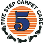 Five Step Carpet Care LLC Logo