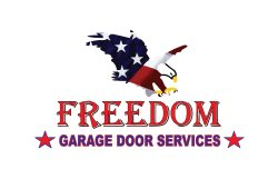 Freedom Garage Door Services Logo
