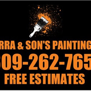 Guerra & Sons Painting Inc Logo