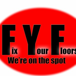 Fix Your Floors Logo