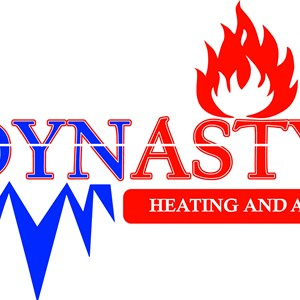 Dynasty Heating And Air Inc. Logo