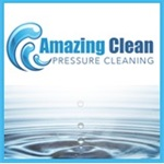 Amazing Clean Pressure Cleaning Logo