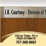 J.b. Courtney - Division of Shaffer Flooring Logo