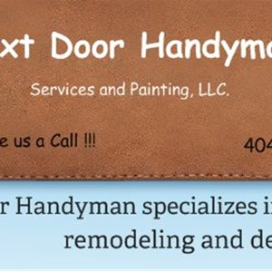 Next Door Handyman Services Logo