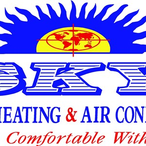 Sky Heating & Air Conditioning Inc Logo
