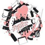 Dustpan Diva Cleaning Service Logo