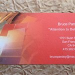 Bruce Parsley Cover Photo