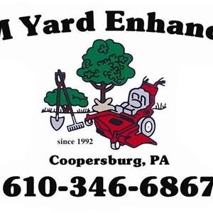 Tjm Yard Enhancing Logo