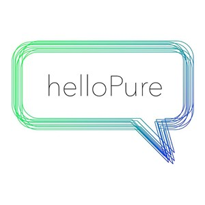 Hellopure Cleaning Logo