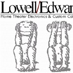 Lowell/Edwards Home Integration Logo