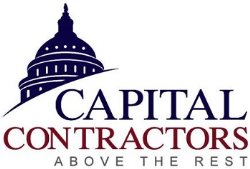 Capital Cleaning Contr INC Logo