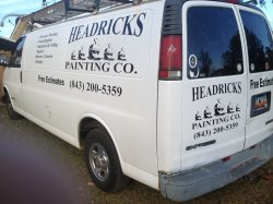 Headricks Painting Logo