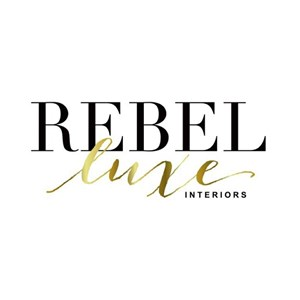 Rebel Luxe Interiors Logo