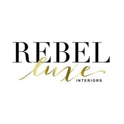 Rebel Luxe Interiors Logo