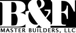 B & F Master Builders Logo