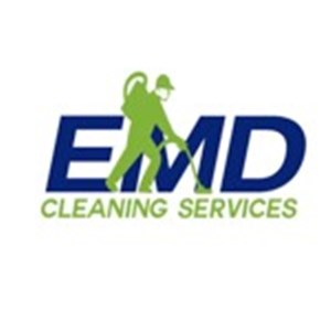 EMD COMMERCIAL CLEANING Logo