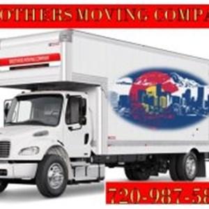 Brothers Moving Company Logo