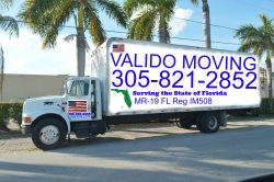 VALIDO MOVING Logo