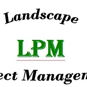 Landscape Project Management(LPM) Logo