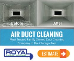 Royal Air Duct Cleaning Logo