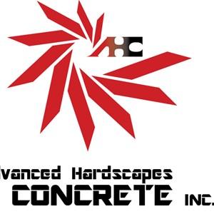 Advanced Hardscapes Concrete Inc. Logo