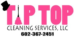Tip Top Cleaning Services, LLC Logo
