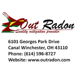Out Radon Logo