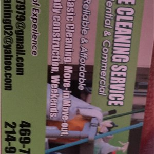 g r g cleaning service Logo