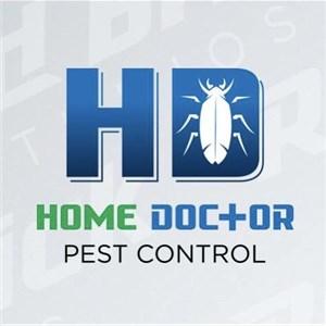 Homedoctor Pest Control Logo