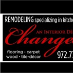 Changes an Interior Decor Firm Logo