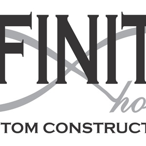 Infinity Homes Custom Construction Logo