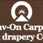 Sav-on Carpet & Drapery CO Logo