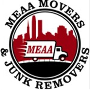 MEAA Movers And Junk Removers Logo