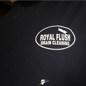 Royal Flush Sewer & Drain Cleaning Logo