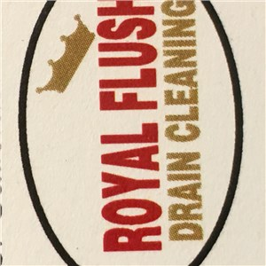 Royal Flush Sewer & Drain Cleaning Logo