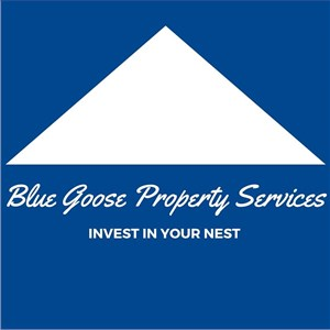 Blue Goose Property Services Logo