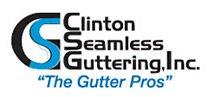 Clinton Seamless Guttering Inc Logo